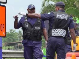 Fiji police