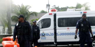 Suva curfew