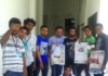 Timorese journalists
