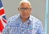 Fiji PM Voreqe Bainimarama