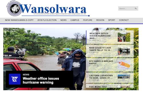 Wansolwara News