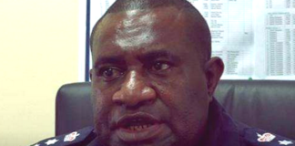 ACP Anthony Wagambie Jnr