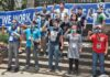 Baguio protest