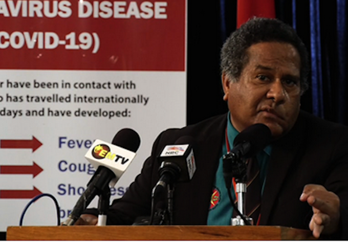 PNG's deputy emergency chief warns Papua covid cases pose 'great threat'