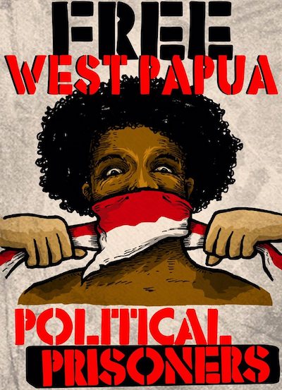 Free West Papua Political Prisoners