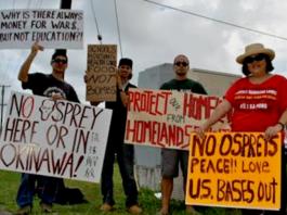 Hawai'i protest