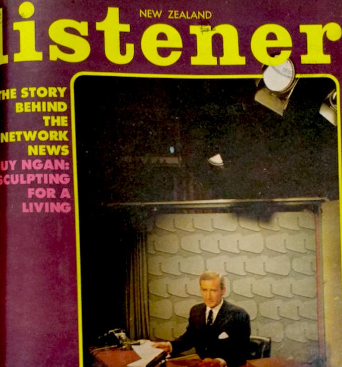 NZ Listener June 1972