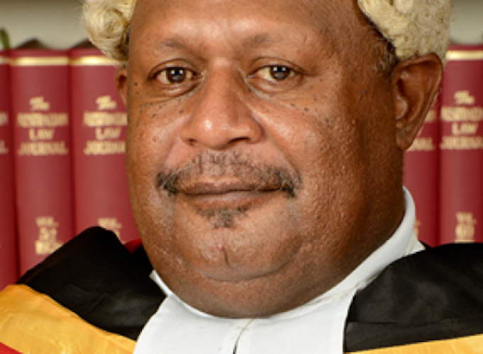 Justice Panuel Mogish