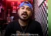 Papuan rapper Epo D'Fenomeno