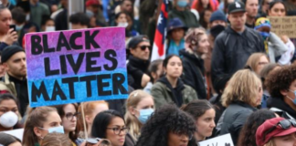 Black Lives Matter Auckland
