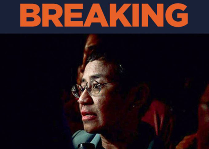 Maria Ressa, Rey Santos Jr convicted of cyber libel in Philippines