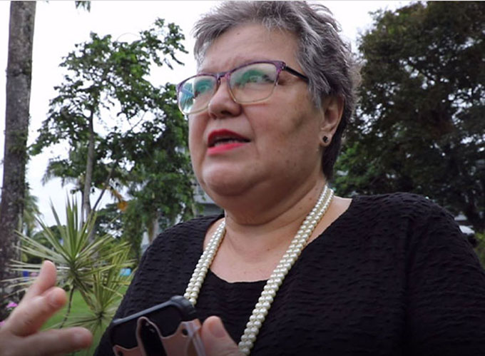 Fiji police question USP librarian as crackdown on criticism grows