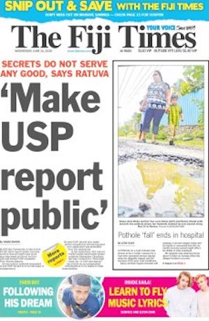 Fiji Times 24-06-20