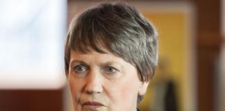 Fprmer NZ PM Helen Clark