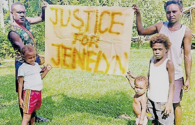 Justice for Jenelyn