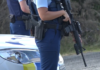 NZ armed police