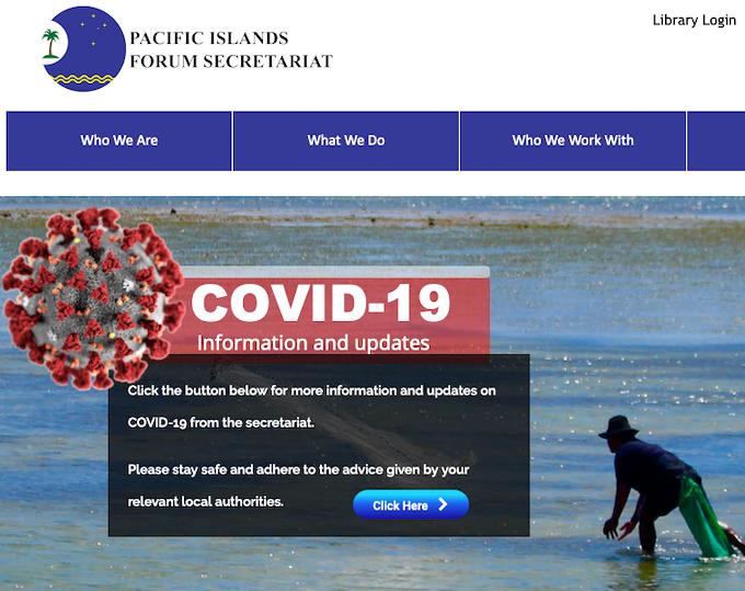 Covid, cyclone force Vanuatu to postpone Pacific Islands Forum