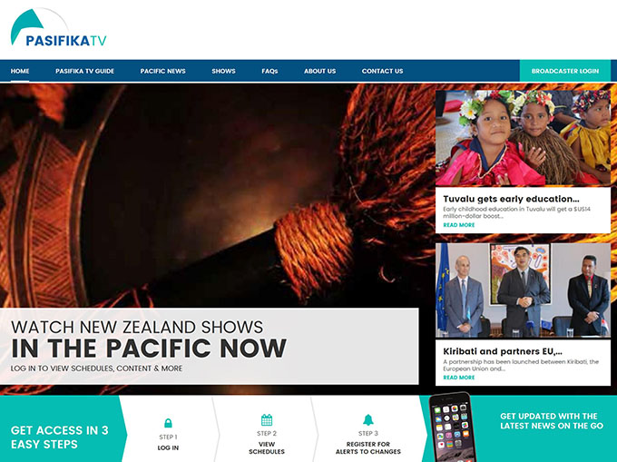 NZ's $10m grant for Pasifika TV channel – MFAT clears the air