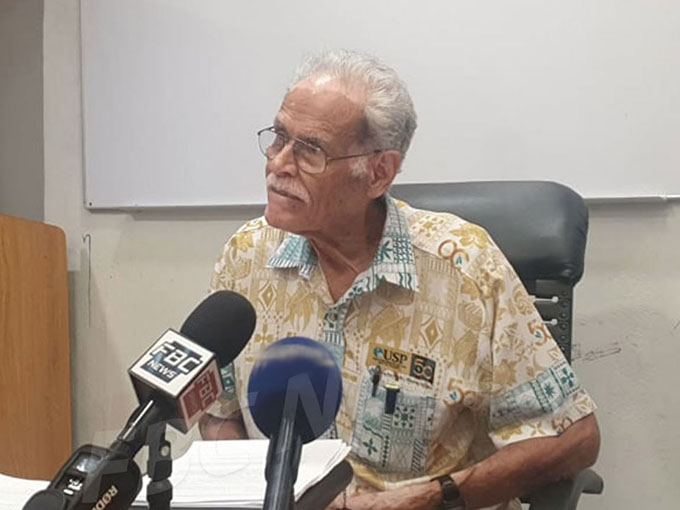 USP leadership crisis papers leak but special council meeting goes ahead