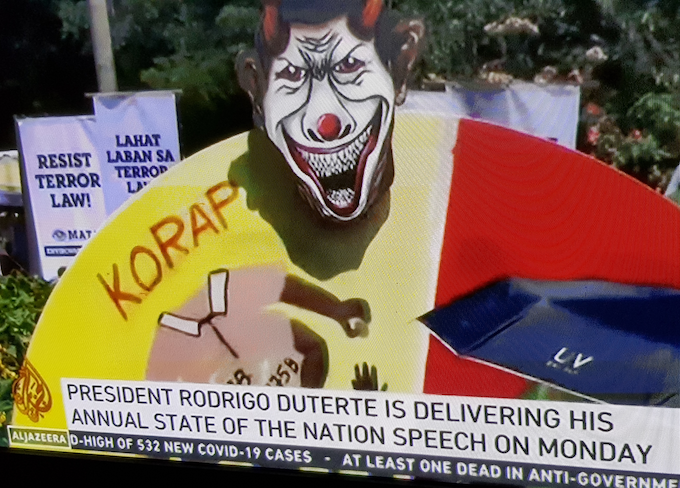 "Duterte ""The Joker"""