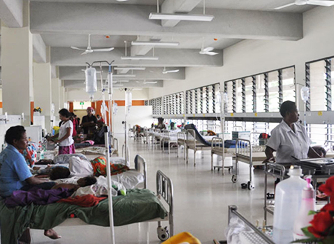 Port Moresby hospital scales down services due to covid breach
