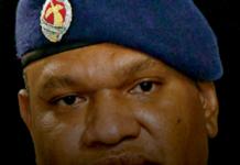 PNG Controller David Manning
