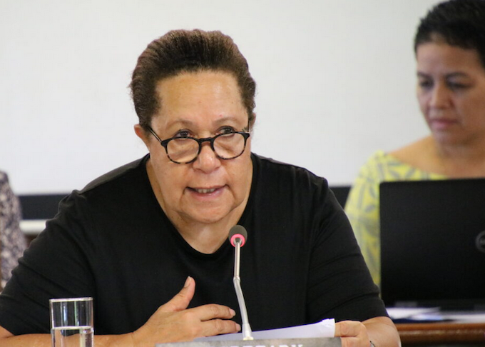 Dame Meg Taylor: We must act now over gender-based violence in PNG