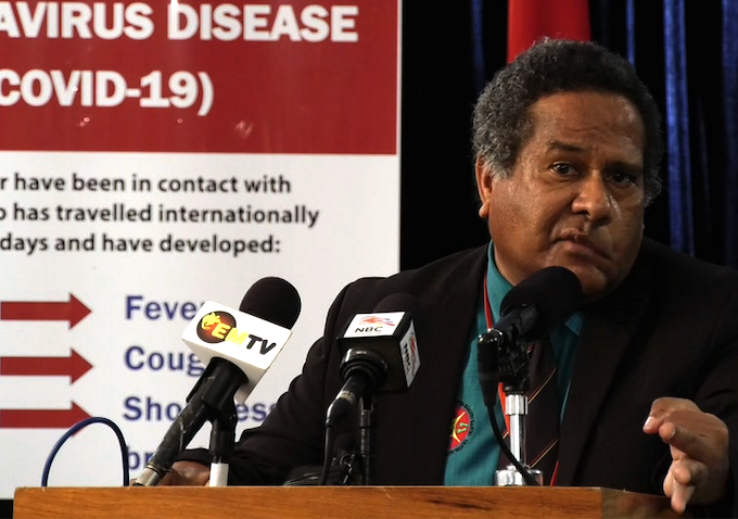PNG coronavirus cases jump by record 23 as total now tops 62