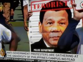 Rodrigo Duterte poster