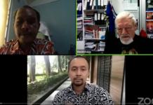 Jubi Papua webinar
