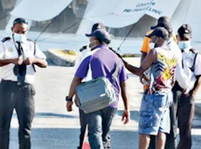 PNG rapid response team steps up Port Moresby tracing after covid spike