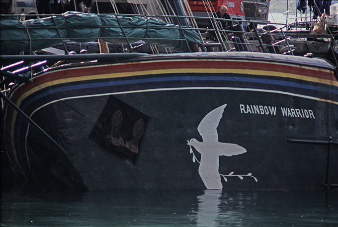 35 years on, Tahiti's Temaru likely guest in Rainbow Warrior rewind