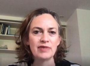 Dr Rebecca Priestley