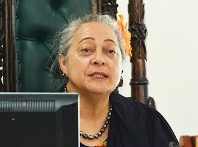 Cook Islands Speaker rules against motion to ban political journalist