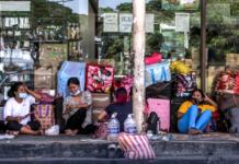 Stranded Filipinos