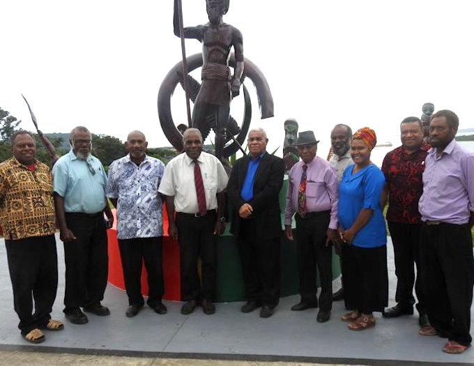 'We won't drop our support for West Papua,' pledges Vanuatu's PM