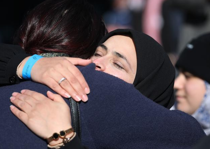NZ mosque terrorism hero: 'We achieved what we wanted'