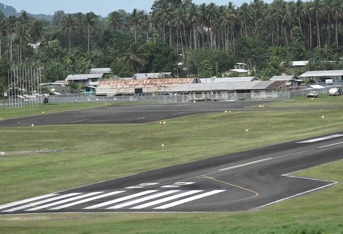 Buka Airport APR