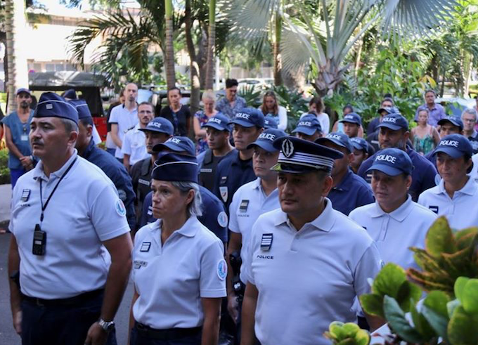 50 French police who have returned from Polynesia test covid positive