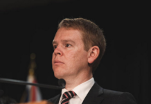 NZ health Minister Chris Hipkins
