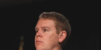 NZ health Minister Chris Hipkins