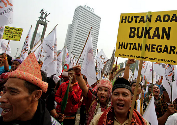 Indigenous peoples in Indonesia still struggle for equality after 75 years