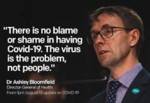 Covid 'No Blame'