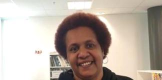 Stephanie Sageo-Tapungu