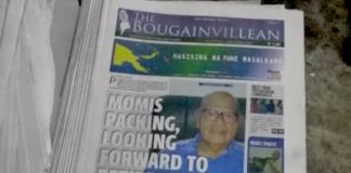 The Bougainvillean