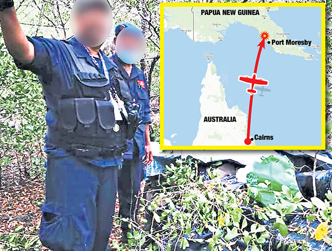 Four Papua New Guineans arrested in cocaine for Australia plot