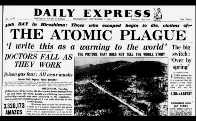 Atomic Plague