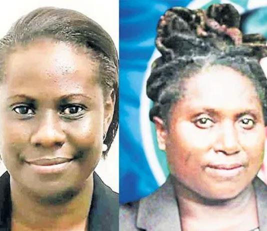 Bougainville women MPs