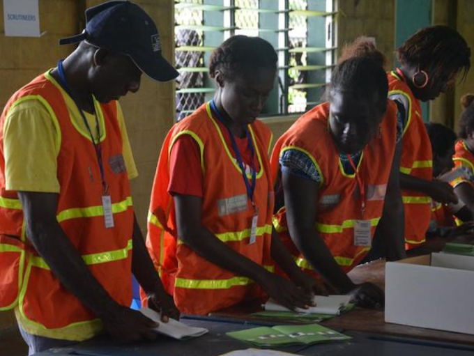 Some Bougainville voters 'bullied' into submission, says Momis