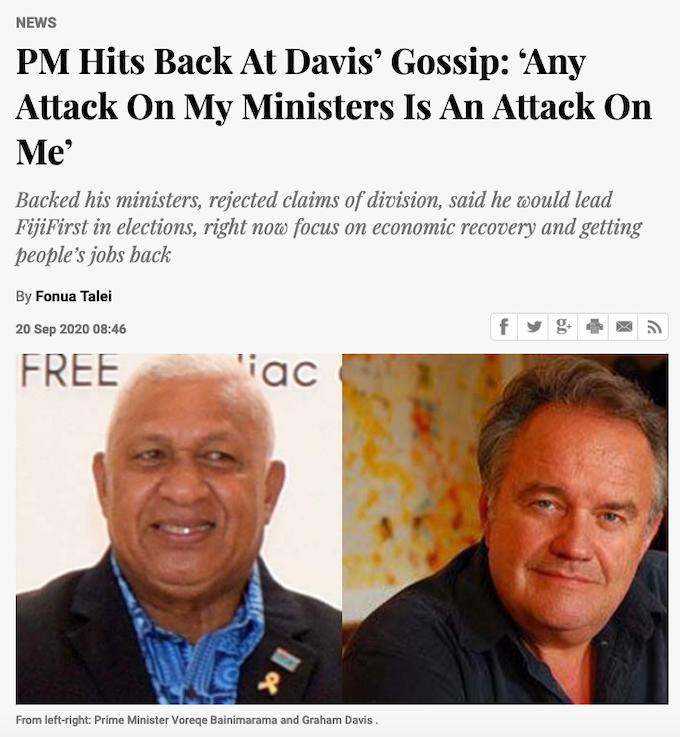 Fiji Sun Online 200920